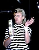 Roger in Magic Tour
