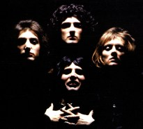 Queen in 1973 - Mick Rock Photo session
