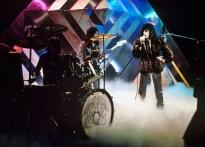 'Killer Queen' on BBC1's 'Top Of The Pops' TV show in December 1974