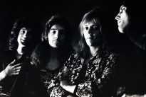 Queen in 1973 photo session
