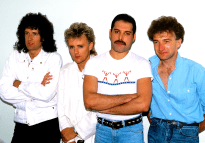 Queen in San Remo 1984