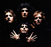 Queen II photo session in late 1973