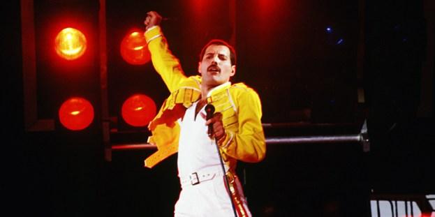Wembley 1986 - Freddie Mercury