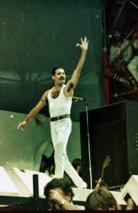 Freddie - Live Aid 1985 (2)