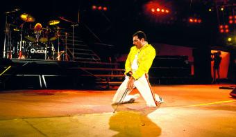 Freddie - Live At Wembley Stadium 1986 - (1)