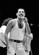 Freddie - Live Aid 1985 (photo)