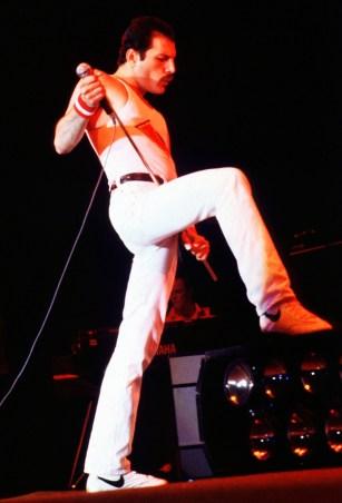 Freddie - Live in Milton Keynes 1982 (2)