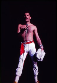 Freddie - Hot Space Tour - 1982
