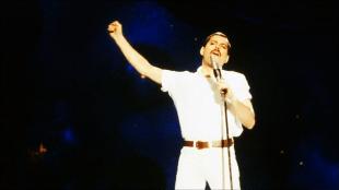 Freddie Mercury - Time 1986