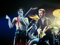 Freddie and John in late 70's