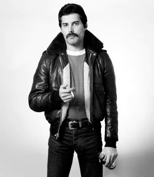 Freddie in 1980