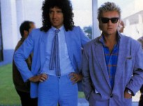 Brian and Roger - Live Aid