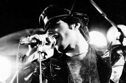 Freddie live in 1979