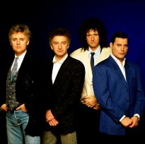 Queen in 1989 - photo by Simon Fowler