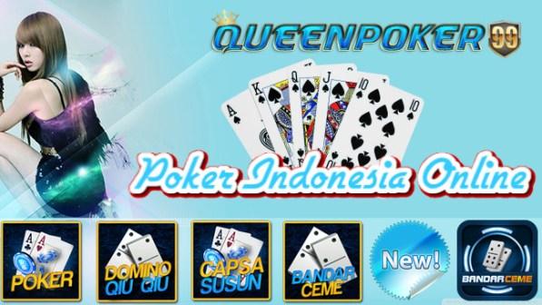 Situs Poker Deposit Online