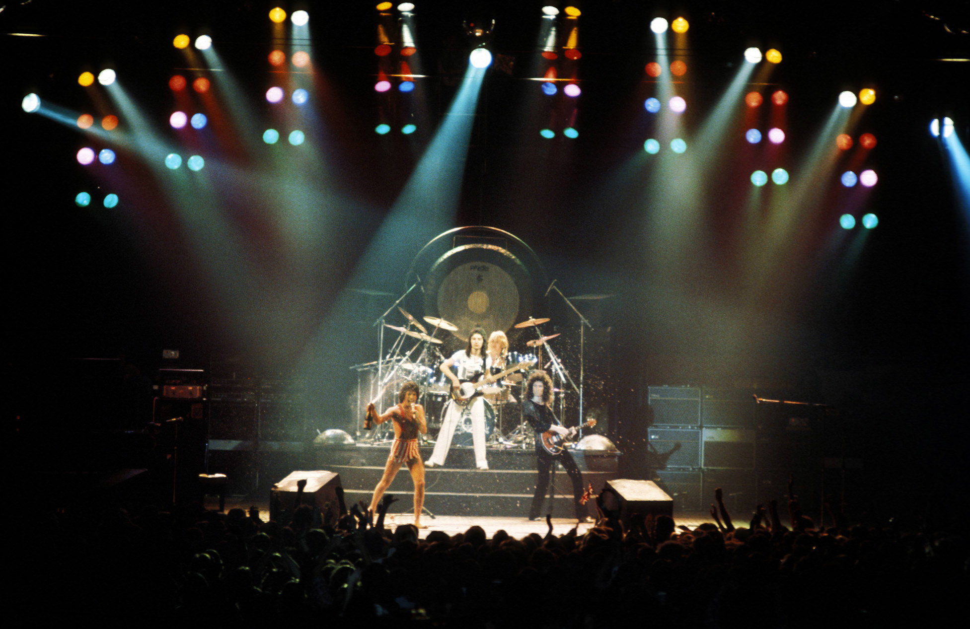 Queen Live in 1978  Queen Poland
