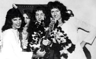 Queen Live at the Rainbow 1974 Backstage (1)