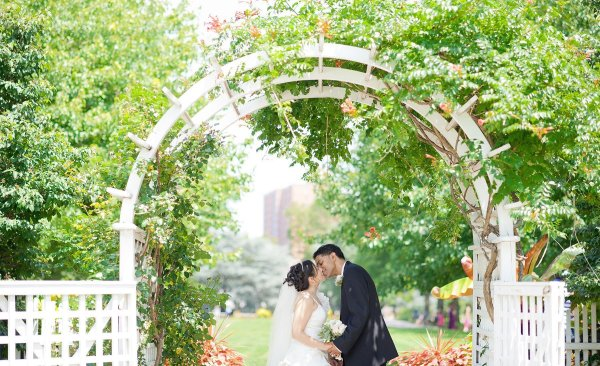 Weddings & Parties - Queens Botanical Garden