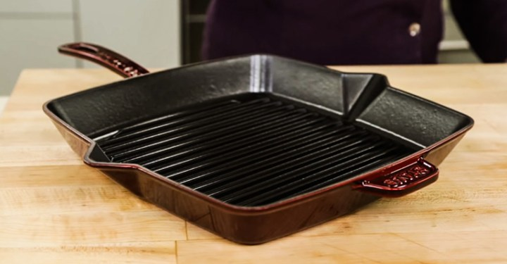 Best Cast Iron Grill Pans