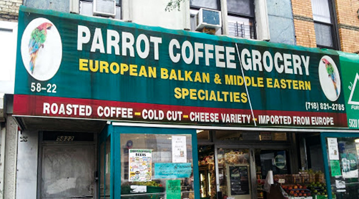 Parrot Coffee Grocery