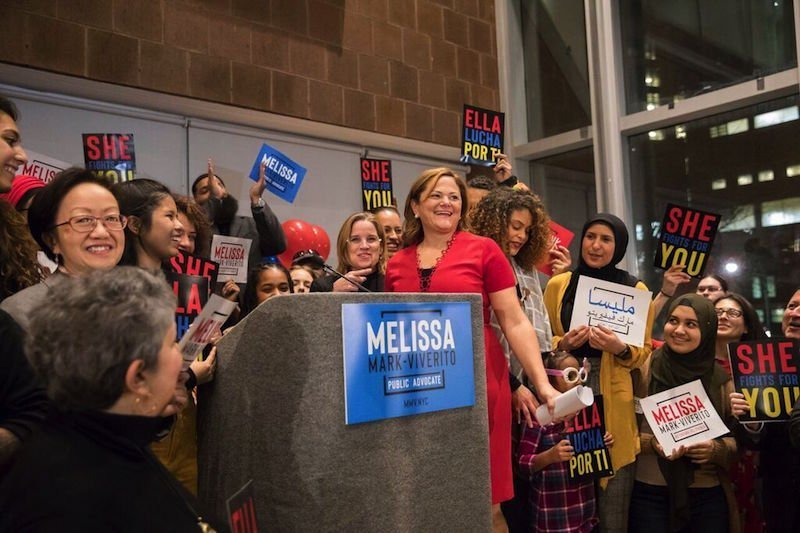 "Mark-Viverito Discusses ""Weed for Rails,"" NYCHA Reforms in Public Advocate Bid"
