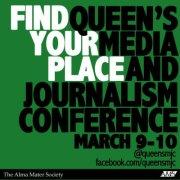 QUEEN'S MEDIA & JOURNALISM CONFERENCE