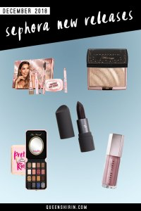Read more about the article December 2018: New Sephora Beauty Product Releases