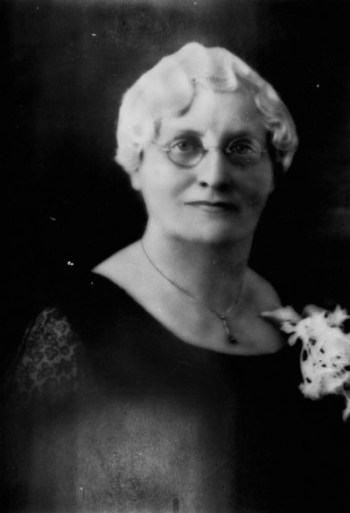 Mrs T. H. Goldsmith Queensland Womens Electoral League president, 1928