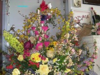 SoundEagle's Floral Display on Valentine's Day 2015 (27)