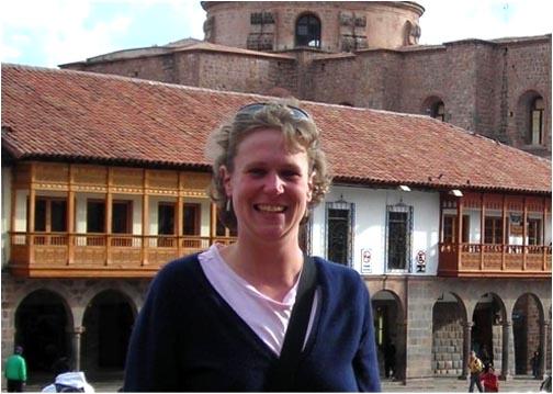 Claudia Calhoon, experta en la Reforma de Salud en los Estados Unidos.
