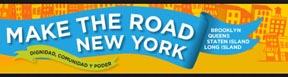 Make the road NY logo