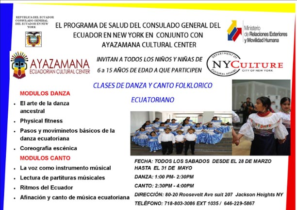 Ayazamana programas 2015