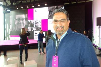 Gabriel Torres, director de mercadeo latino en los Estados Unidos.