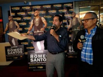 Romeo Andres y John
