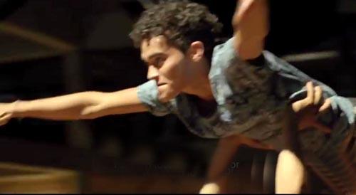 Escena de la película Mateo.