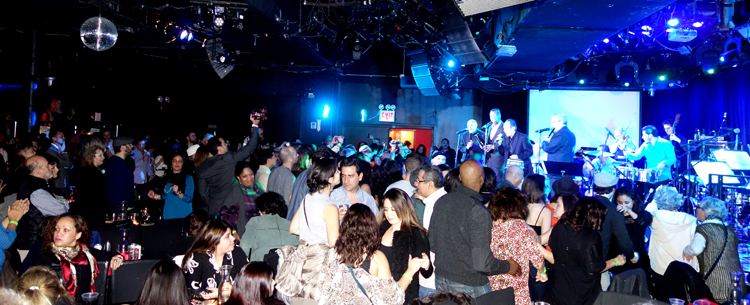 A panoramic view of last year at