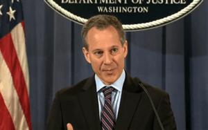 Eric Schneiderman, Fiscal General del Estado de Nueva York.
