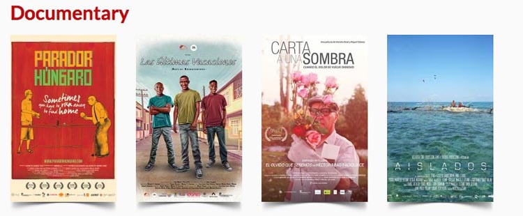 Colombia cine 2016