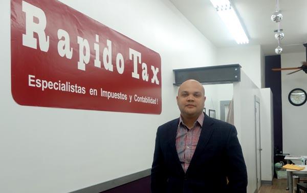 RAPIDO TAX abre primera región de franquicias en Queens para empresarios latinos