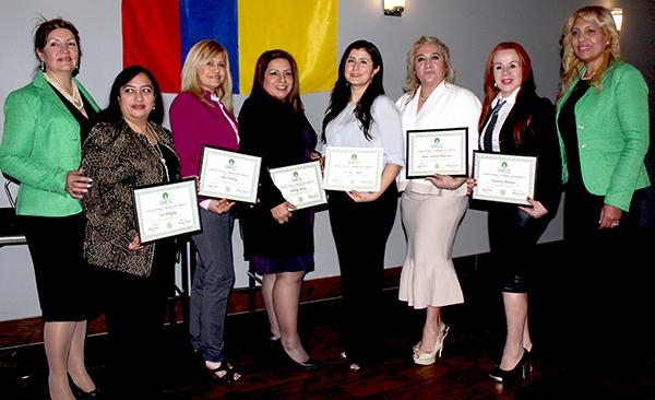 Camara de Comercio de Mujeres de Queens honra empresarias y distingue a Jessica Ramos
