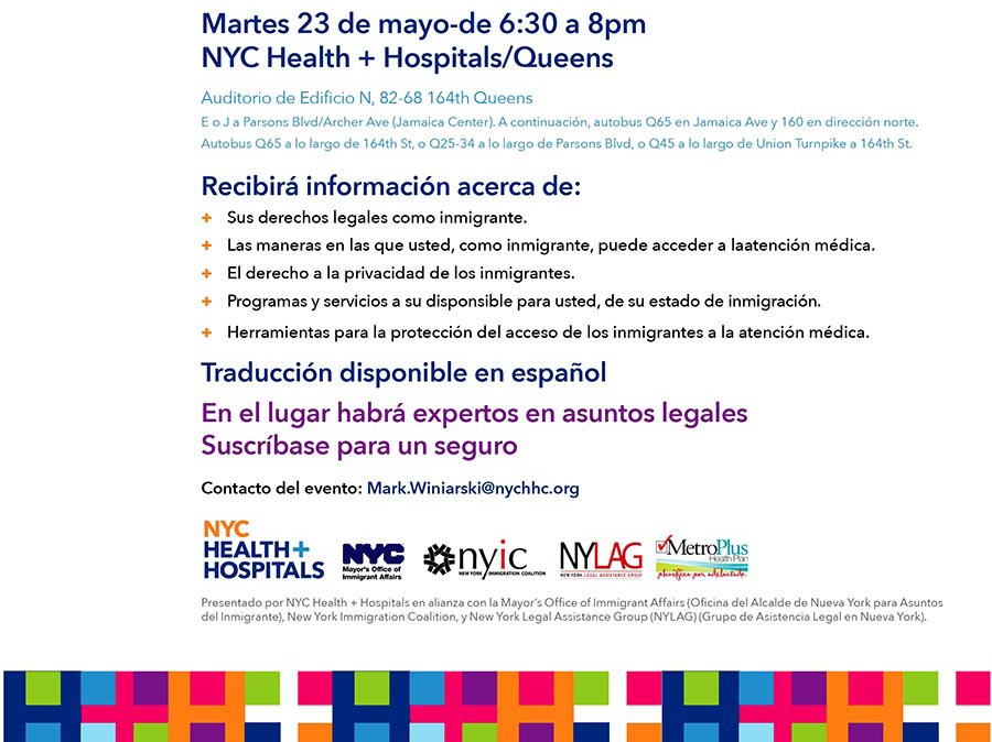 QHC Immigrant Rights Flyer Spanish FINAL May10