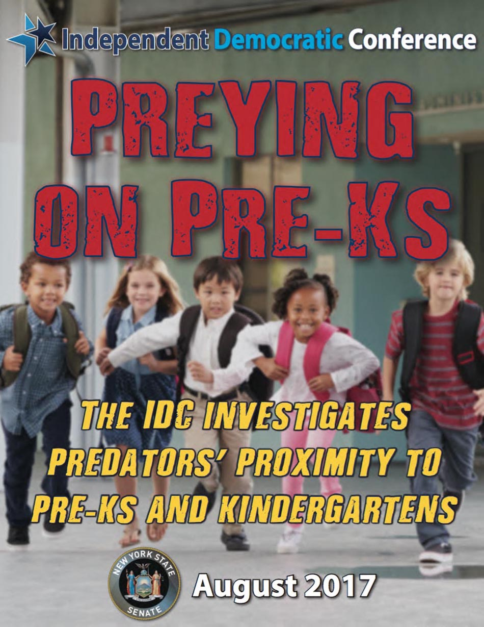 Preying on pre-ks
