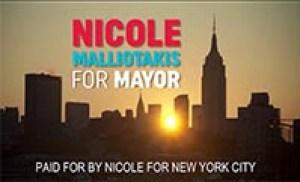 Nicole Malliotakis campaign