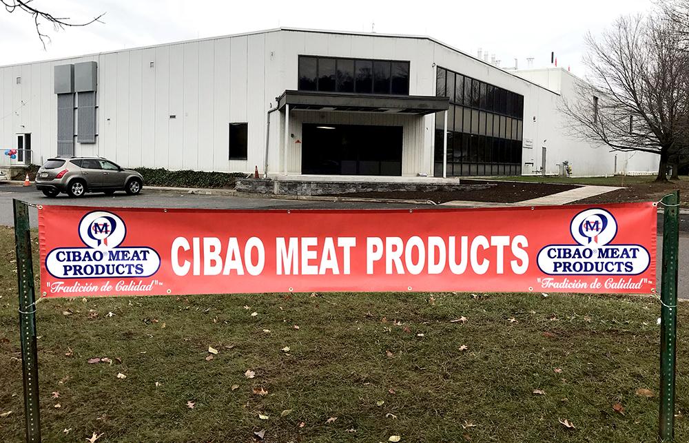 La nueva sede de Cibao Meat en Rockaway, Nueva Jersey.