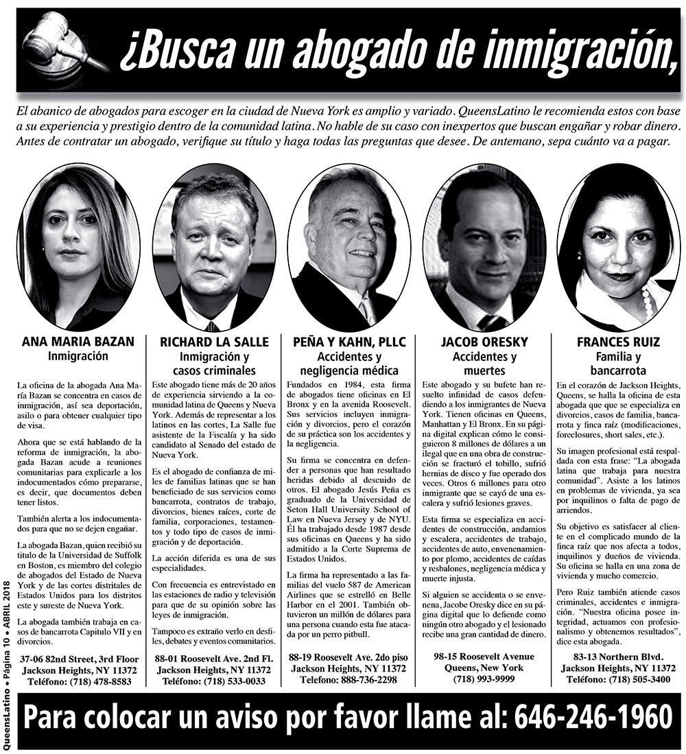 QUEENSLATINO EDITION #92 APRIL 2018.indd
