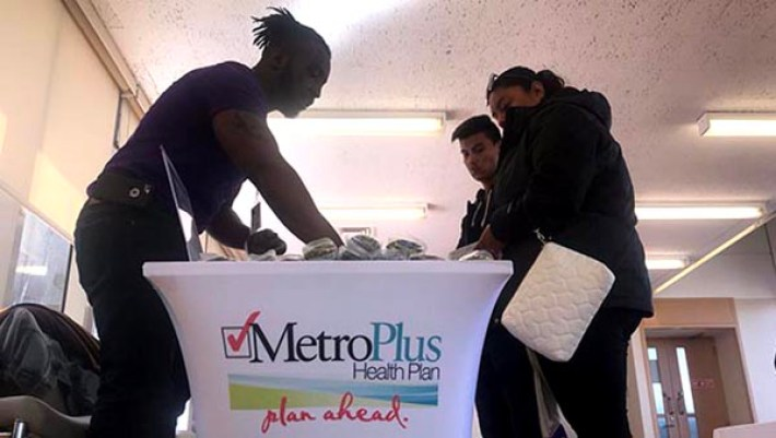 MetroPlus y NYC buscan más personas para darles seguro de salud