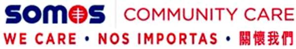 SOMOS logo bilingue