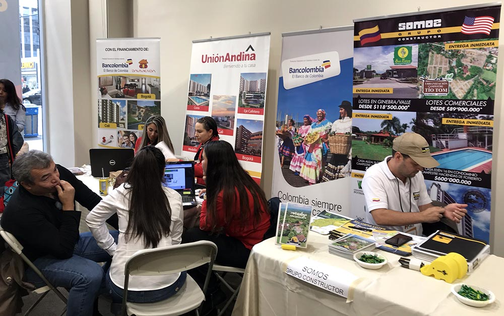 Ofertas para invertir en finca raíz en Colombia, como lo hizo Unión Andina. Foto Javier Castaño