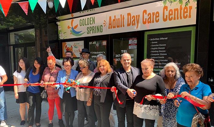 Golden Spring: nuevo centro para la tercera edad en Jackson Heights