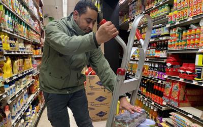 Coronavirus no para supermercados en Queens